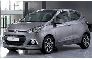 Hyundai i10 (2013 - current) excellence car mats