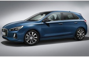 Hyundai i30 5 doors (2017 - current) economical car mats
