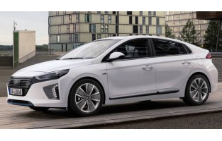 Hyundai Ioniq Hybrid (2016 - current) excellence car mats