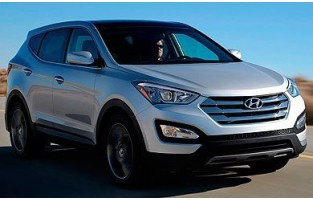 Hyundai Santa Fé 5 seats (2012 - 2018) economical car mats