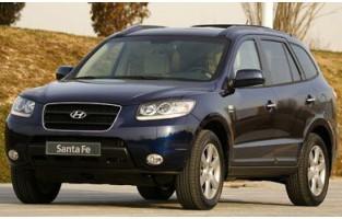 Hyundai Santa Fé 7 seats (2006 - 2009) economical car mats