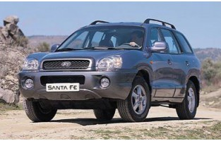 Hyundai Santa Fé (2000 - 2006) excellence car mats