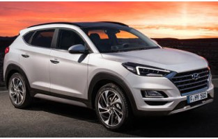 Hyundai Tucson (2016 - current) excellence car mats