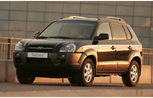 Hyundai Tucson (2004 - 2009) economical car mats