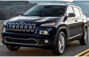 Jeep Cherokee KL (2014 - current) excellence car mats