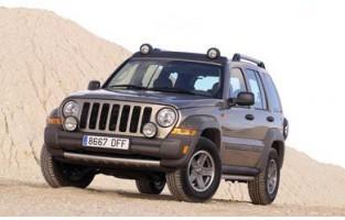 Jeep Cherokee KJ (2002 - 2007) economical car mats