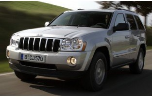 Jeep Grand Cherokee WK (2005 - 2010) economical car mats