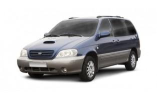 Kia Carnival (2002 - 2005) economical car mats
