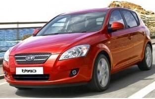Kia Ceed (2007 - 2009) economical car mats