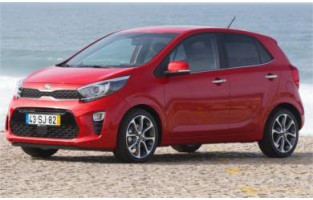Kia Picanto (2017 - current) excellence car mats