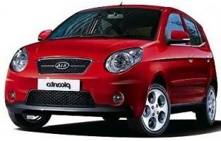 Kia Picanto (2008 - 2011) economical car mats