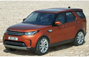 Land Rover Discovery 7 seats (2017 - current) excellence car mats
