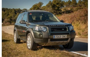 Land Rover Freelander (2003 - 2007) economical car mats