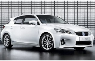 Tailored suitcase kit for Lexus CT (2011 - 2014)
