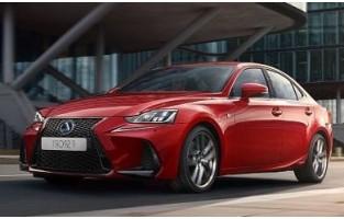 Lexus IS (2017 - current) economical car mats