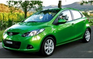 Mazda 2 (2007 - 2015) excellence car mats