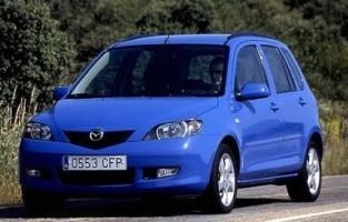 Mazda 2 (2003 - 2007) reversible boot protector