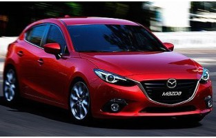 Tailored suitcase kit for Mazda 3 (2013 - 2017)