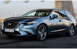 Mazda 6 Wagon (2017 - current) economical car mats