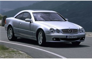 Mercedes CL C215 Coupé (1999 - 2006) reversible boot protector