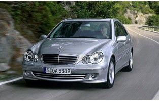 Mercedes Clase-C W203 Sedan (2000 - 2007) reversible boot protector