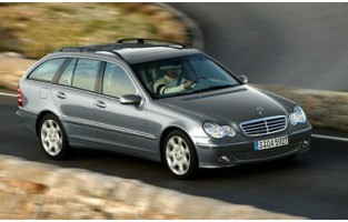 Mercedes C-Class S203 touring (2001 - 2007) economical car mats