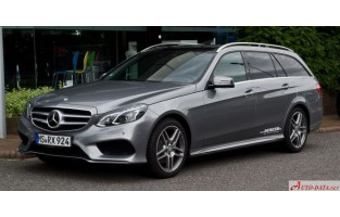 Tailored suitcase kit for Mercedes E-Class S212 Restyling touring (2013 - 2016)