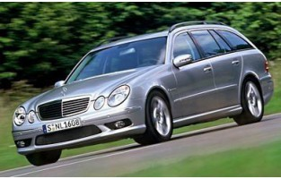 Mercedes Clase-E S211 touring (2003 - 2009) reversible boot protector