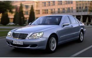 Mercedes S-Class W220 (1998 - 2005) economical car mats