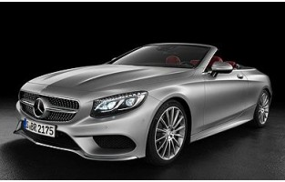Mercedes S-Class A217 Cabriolet (2014 - current) excellence car mats