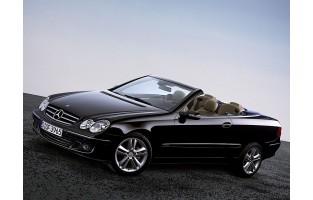 Mercedes CLK A209 Cabriolet (2003 - 2010) economical car mats