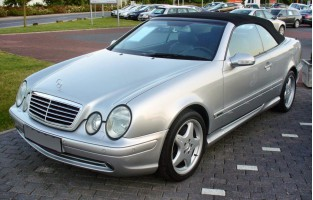 Mercedes CLK A208 Cabrio (1998 - 2003) reversible boot protector