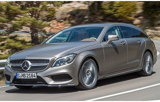 Tailored suitcase kit for Mercedes CLS X218 Restyling touring (2014 - Current)