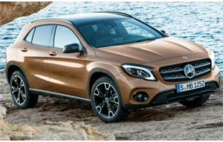 Mercedes GLA X156 Restyling (2017 - Current) reversible boot protector