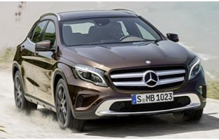 Mercedes GLA X156 (2013 - 2017) economical car mats
