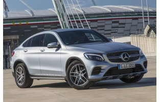 Tailored suitcase kit for Mercedes GLC C253 Coupé (2016 - Current)
