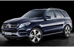 Tailored suitcase kit for Mercedes GLE SUV (2015 - 2018)