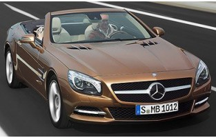 Mercedes SL R231 (2012 - current) economical car mats