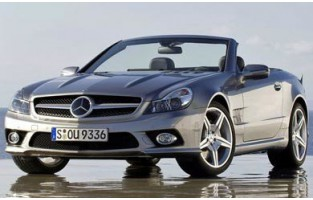 Mercedes SL R230 Restyling (2009 - 2012) excellence car mats