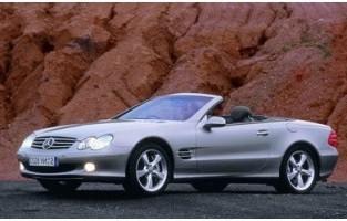 Mercedes SL R230 (2001 - 2009) excellence car mats