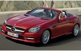 Mercedes SLK R172 (2011 - current) economical car mats
