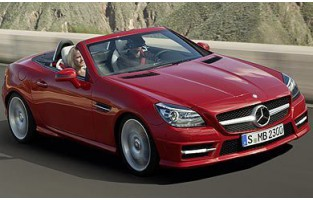 Mercedes SLK R172 (2011 - current) excellence car mats
