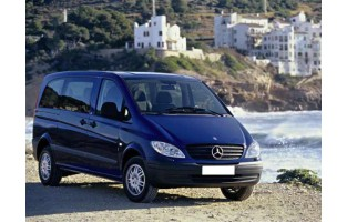 Mercedes Vito W639 (2003 - 2014) reversible boot protector