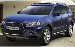Mitsubishi Outlander 5 seats (2007 - 2012) economical car mats