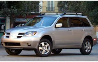 Mitsubishi Outlander (2003 - 2007) excellence car mats