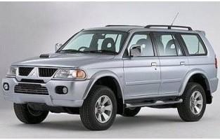 Mitsubishi Pajero Sport / Montero (2002 - 2008) economical car mats