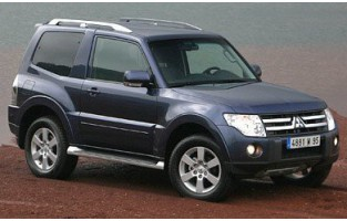 Mitsubishi Pajero / Montero (2006 - current) economical car mats