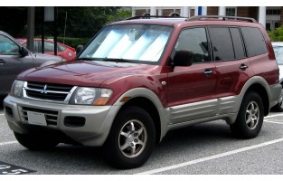 Mitsubishi Pajero / Montero (2000 - 2006) excellence car mats