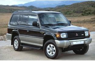 Mitsubishi Pajero / Montero (1998 - 2000) economical car mats