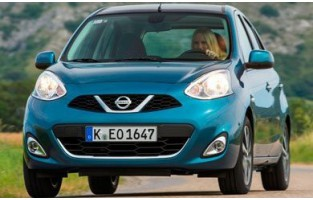 Nissan Micra (2013 - 2017) excellence car mats